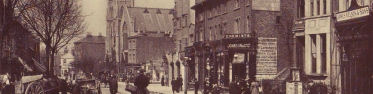 Lewisham High Street, north from Ladywell Road, c. 1903